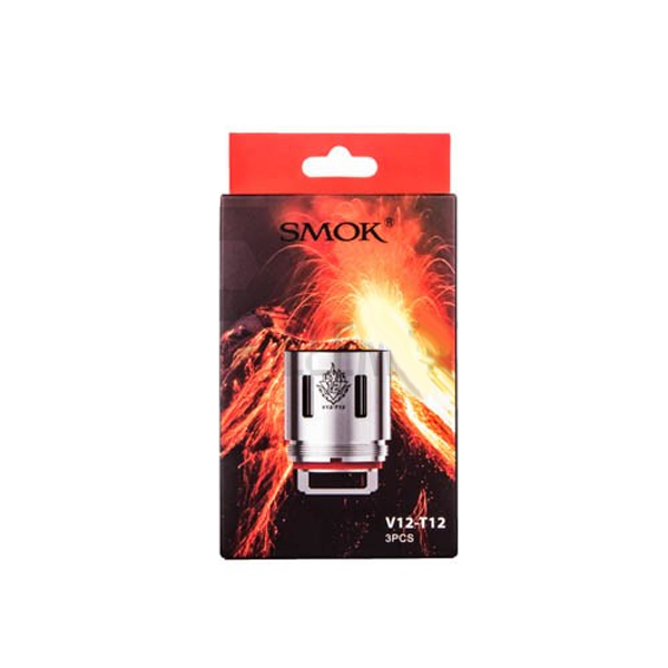 Smok TFV12 Cloud Beast King T12 Duodenary Coil 0.15 ohm (3 Pack)