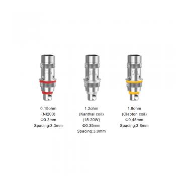 Aspire Triton Mini Coils 5pc/pack