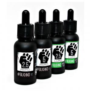 BLKHND Lupo 30 ML Premium E-Liquid