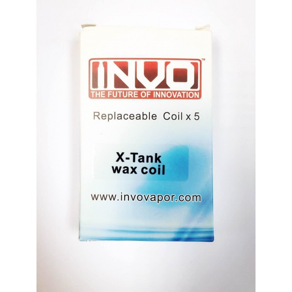 INVO Replaceable X-Tank Dry Herb and Wax Coils - 5 Pack