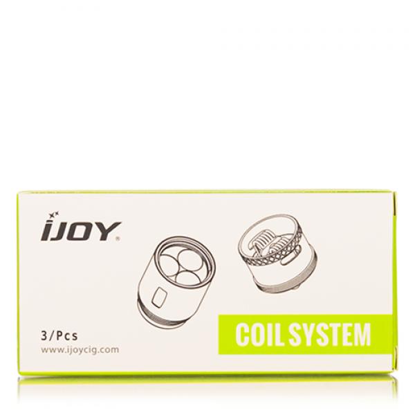 IJOY Captain X3 Replacement Coil 3pcs X3-C1S 0.35ohm
