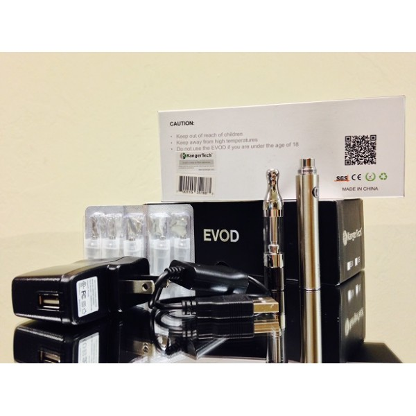KangerTech Evod Protank mini 2 kit (5 coils & charger included) *Vapor Products Exclusive*