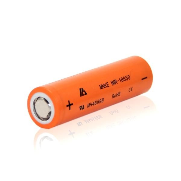 MNKE 18650 1500mah IMR Battery