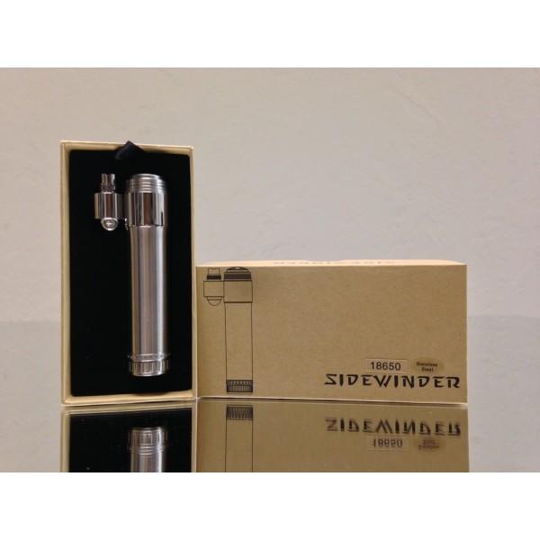 Smok Sidewinder Stainless v2 Mech Mod ( FINAL SALE)
