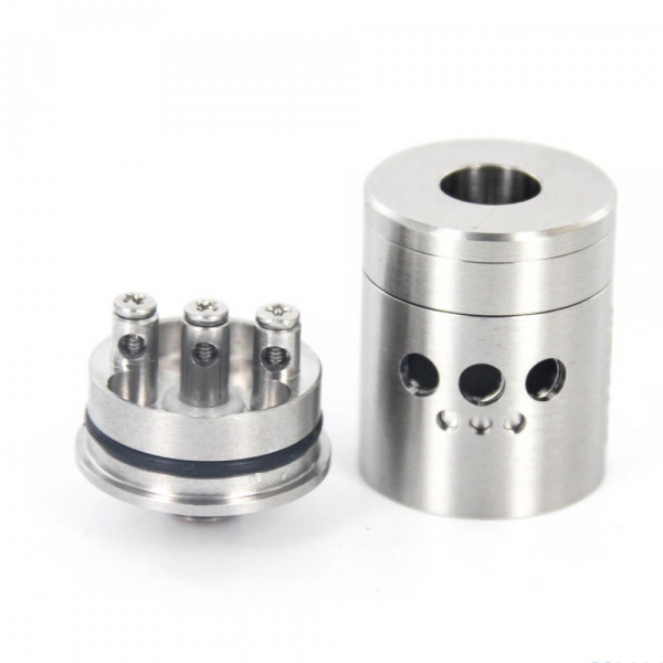 Inspires Airek RDA Stainless Steel (FINAL SALE)