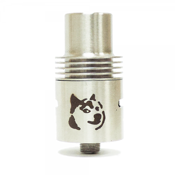 Tobeco Doge V2 RDA (Rebuildable Drip Atomizer) (FINAL SALE)