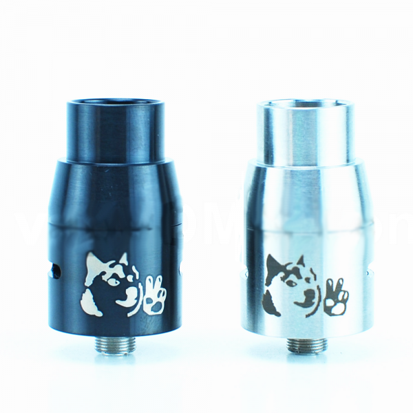 Tobeco Doge V4 RDA (Rebuildable Drip Atomizer) (FINAL SALE)