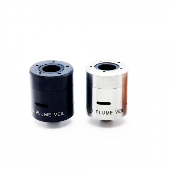 Tobeco Plume Veil 1.5 RDA (Rebuildable Drip Atomizer) (FINAL SALE)