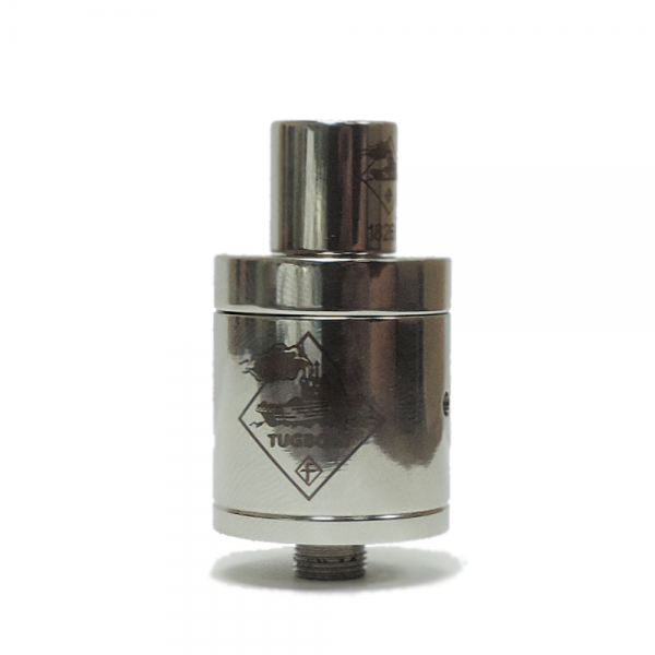 Tobeco - Tugboat V2 RDA (Rebuildable Drip Atomizer) (FINAL SALE)