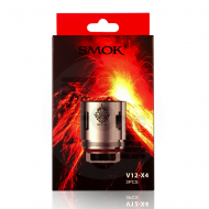 Smok TFV12 Cloud Beast King X4 Quadruple Coil 0.15 ohm (3 Pack)