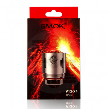 Smok TFV12 Cloud Beast King X4 Quadruple Coil 0.15 ohm (3 Pack)