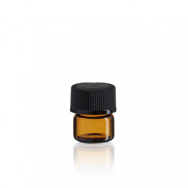 1ML Sampling Glass Bottle 144 bottles/case