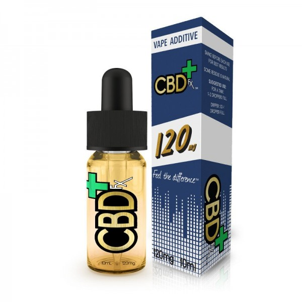 CBDfx 120mg CBD Vape Additive 10ML