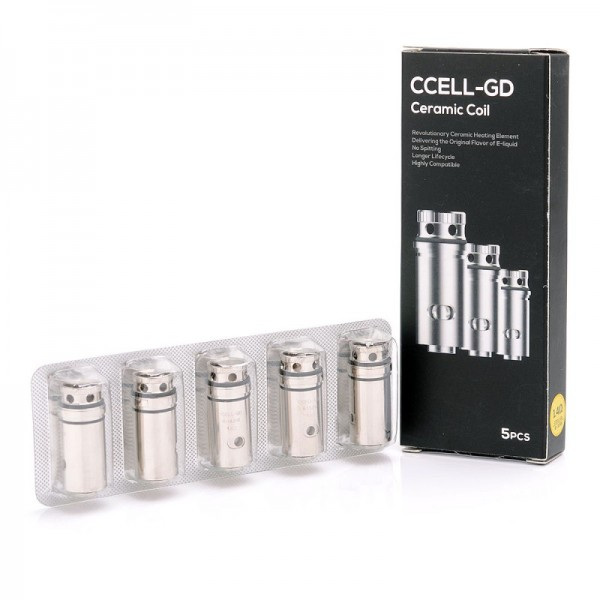 Vaporesso CCell-GD Coil 5pc/pack