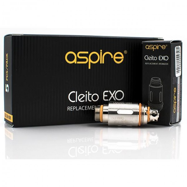 Aspire Cleito EXO Coil 0.16ohm 5pc/pack