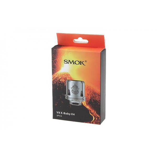 Smok TFV8 X-Baby X4 Replacement Coil 0.13ohm 3pc/pack